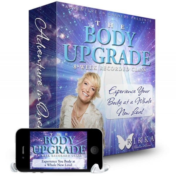 product image of Rikka's online course called The Body Upgrade