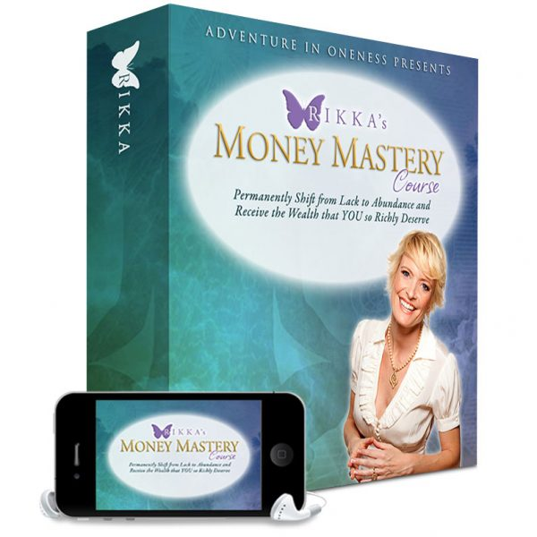 product image of Rikka Zimmerman's online course called Money Mastery