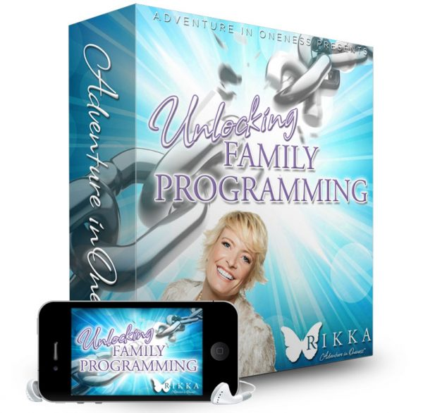 product image of Rikka's online course called Unlocking Family Programming
